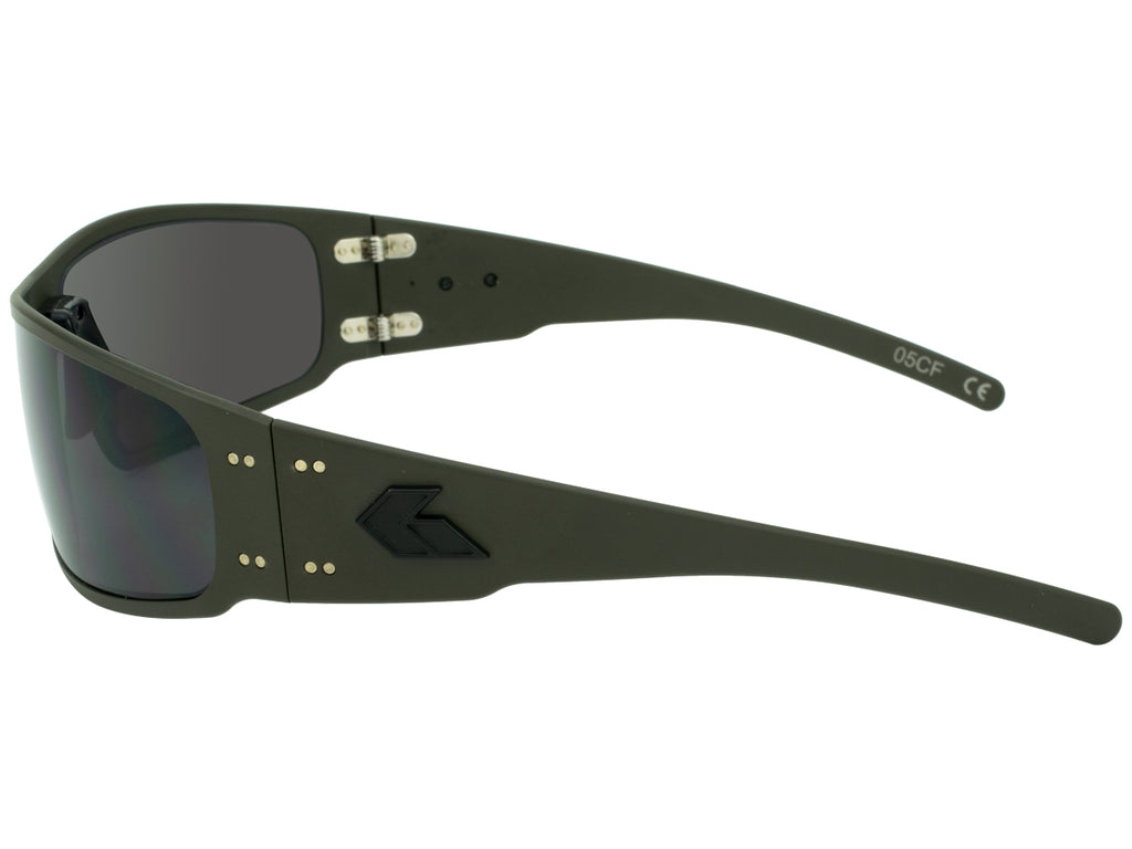 Magnum 2.0 (Asian Fit) Cerakote OD Green with Smoked Polarized Lens