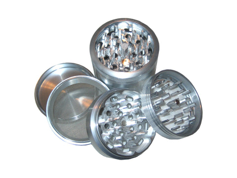 Sharpstone Large Clear Top 4 Piece  Grinder