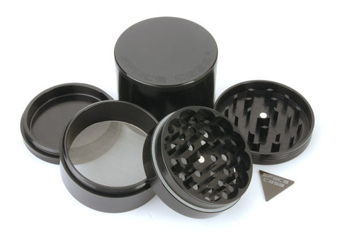 Space Case Large Four Piece Grinder / Sifter