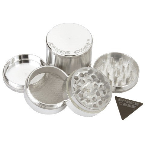 Space Case Small Four Piece Grinder / Sifter