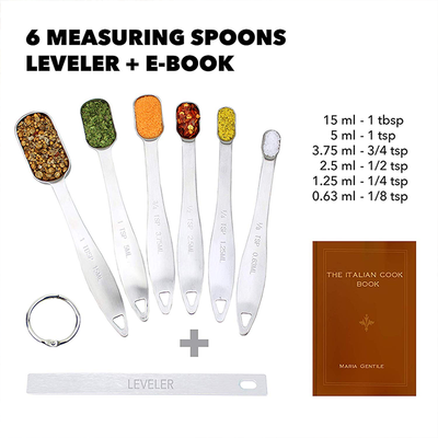 Rectangular Measuring Spoon