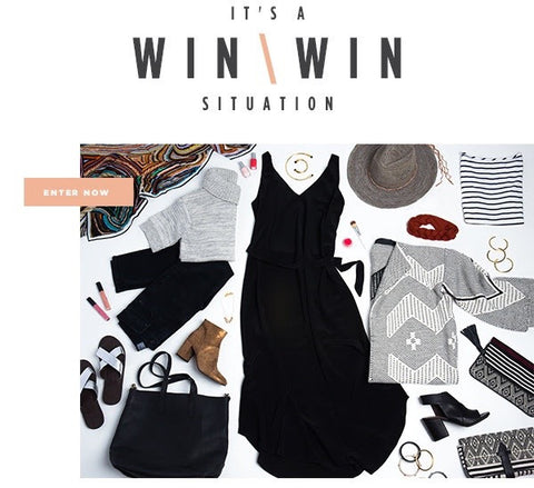 WIN THIS! $3000 Towards an Ethical Wardrobe