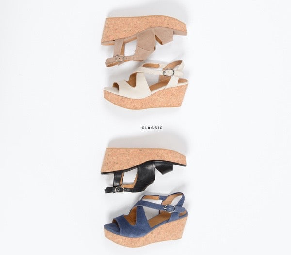 Coclico Classic Wedge