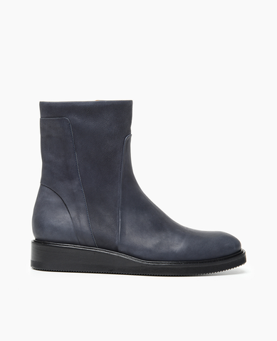 Coclico Winter Boot in Coal Leather