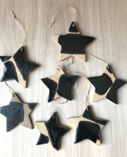 Small Holiday Star by Arc Ceramics