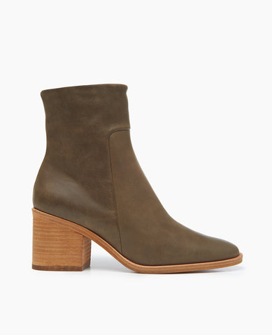 Befo Boot-Heeled Bootie-COCLICO