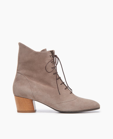 Charlie Boot-Heeled Bootie-COCLICO
