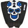 BLUE SKULL TAILPAD DIAMOND