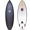 Diamond Twin Fin Surfboard