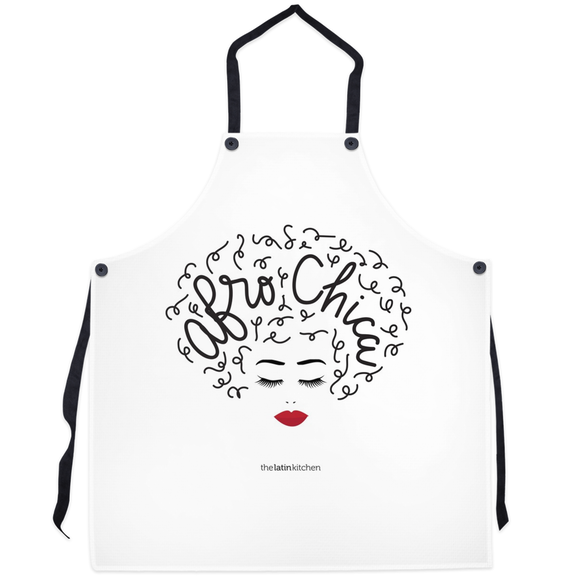 Afro Chica Apron