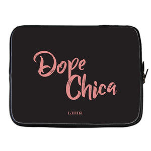 Dope Chica Laptop Cover