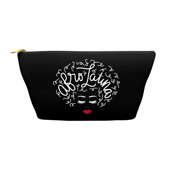 Afro Latina Accessory Pouch