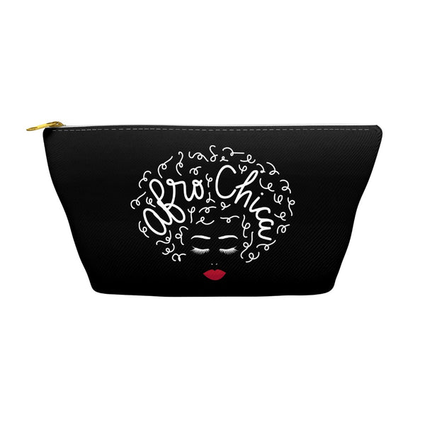 Afro Chica Accessory Pouch