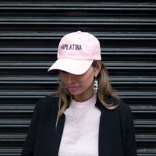 I am Latina Classic Dad Cap