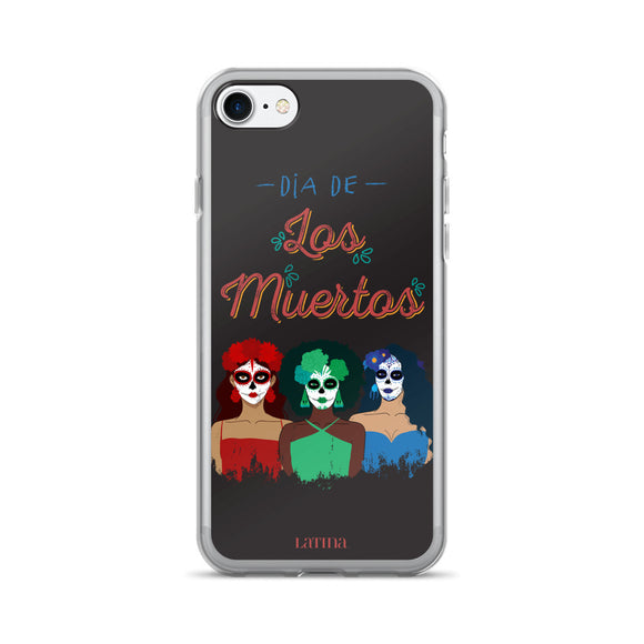 Dia De Los Muertos iPhone 7/7 Plus Case