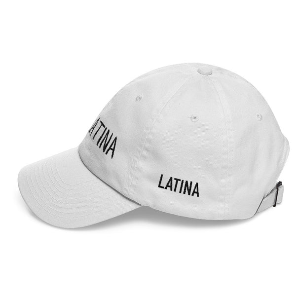 I am Latina Light Classic Dad Cap