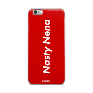 Nasty Nena Red iPhone 6/6s, 6/6s Plus Case