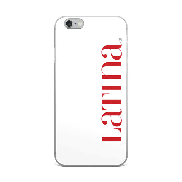 Latina® iPhone Case in White
