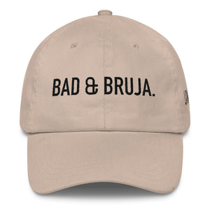 Bad & Bruja Classic Dad Cap