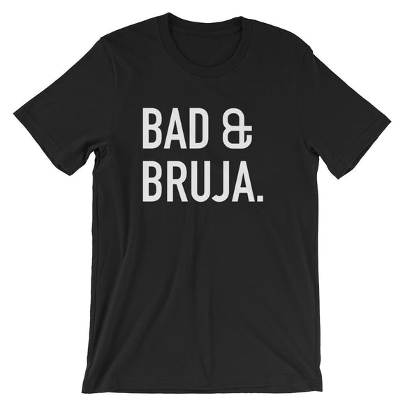 Bad & Bruja Unisex Dark T-shirt