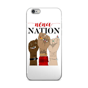 Nena Nation iPhone 6/6s, 6/6s Plus Case