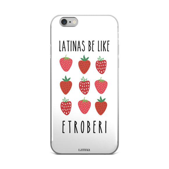 Etroberi iPhone 6/6s, 6/6s Plus Case