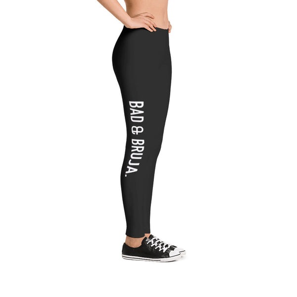 Bad & Bruja Leggings in Black