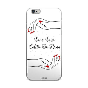 Sana Sana Illustration iPhone 6/6s, 6/6s Plus Case