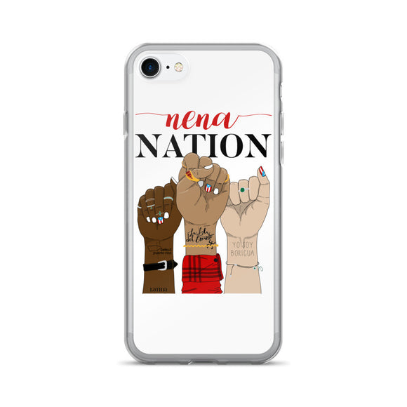 Nena Nation iPhone 7/7 Plus Case