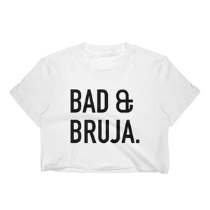 Bad & Bruja Crop Top