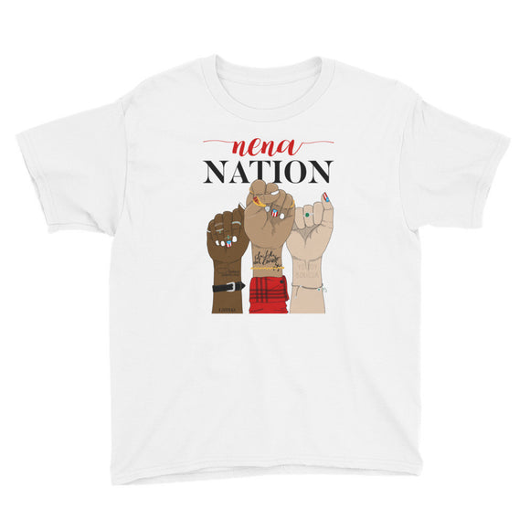 Nena Nation Youth T-Shirt