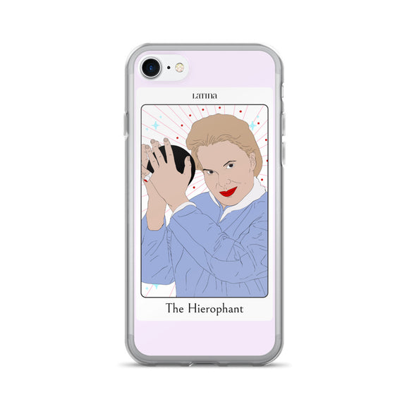 The Hierophant Tarot iPhone 7/7 Plus Case
