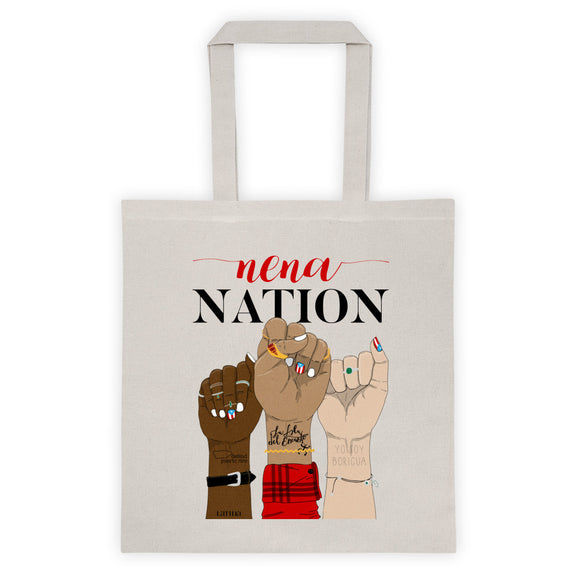 Nena Nation Tote bag