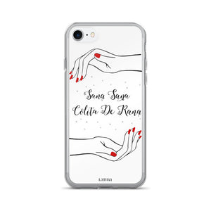 Sana Sana Illustration iPhone 7/7 Plus Case