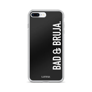 Bad & Bruja iPhone Case