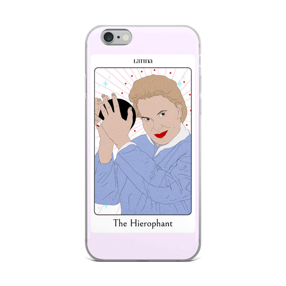The Hierophant Tarot iPhone 6/6s, 6/6s Plus Case