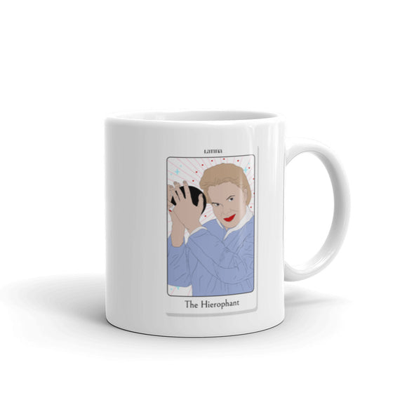 The Hierophant Tarot Mug