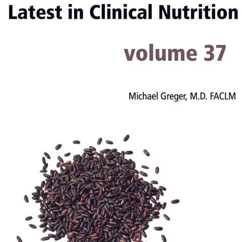 Latest in Clinical Nutrition - Volume 37 [Digital Download]