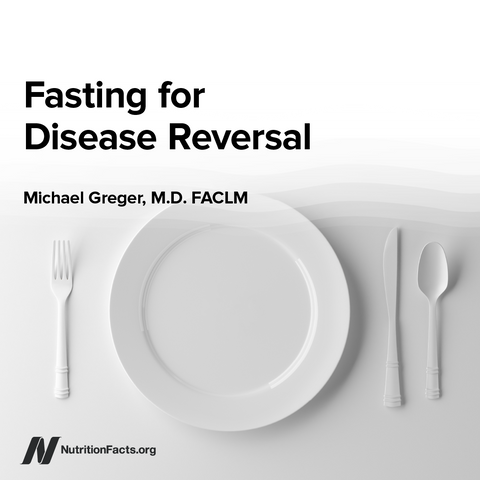 Fasting for Disease Reversal [Digital Download]