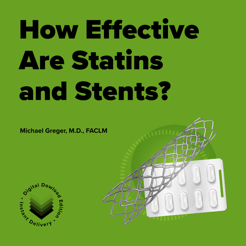 How Effective Are Statins and Stents? [Digital Download]