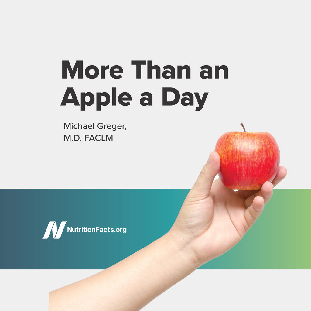 More Than an Apple a Day: Preventing the Most Common Diseases [Digital Download]