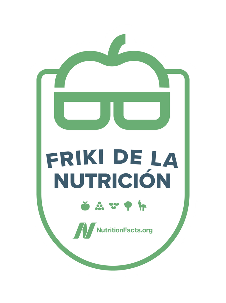 Nutrition Nerd Kiss Cut Sticker (En Español)