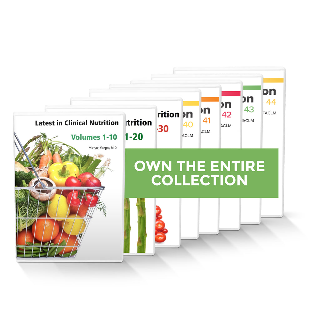 Complete Latest in Clinical Nutrition - Volumes 1-44