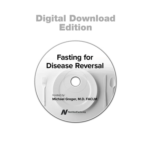 Fasting for Disease Reversal (Webinar) [Digital Download]