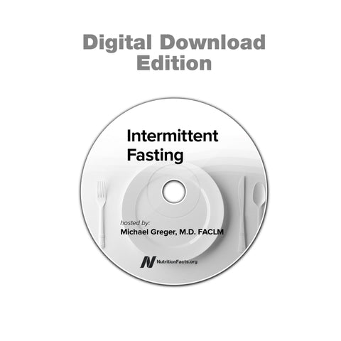 Fasting For Weight Loss (Webinar) [Digital Download]