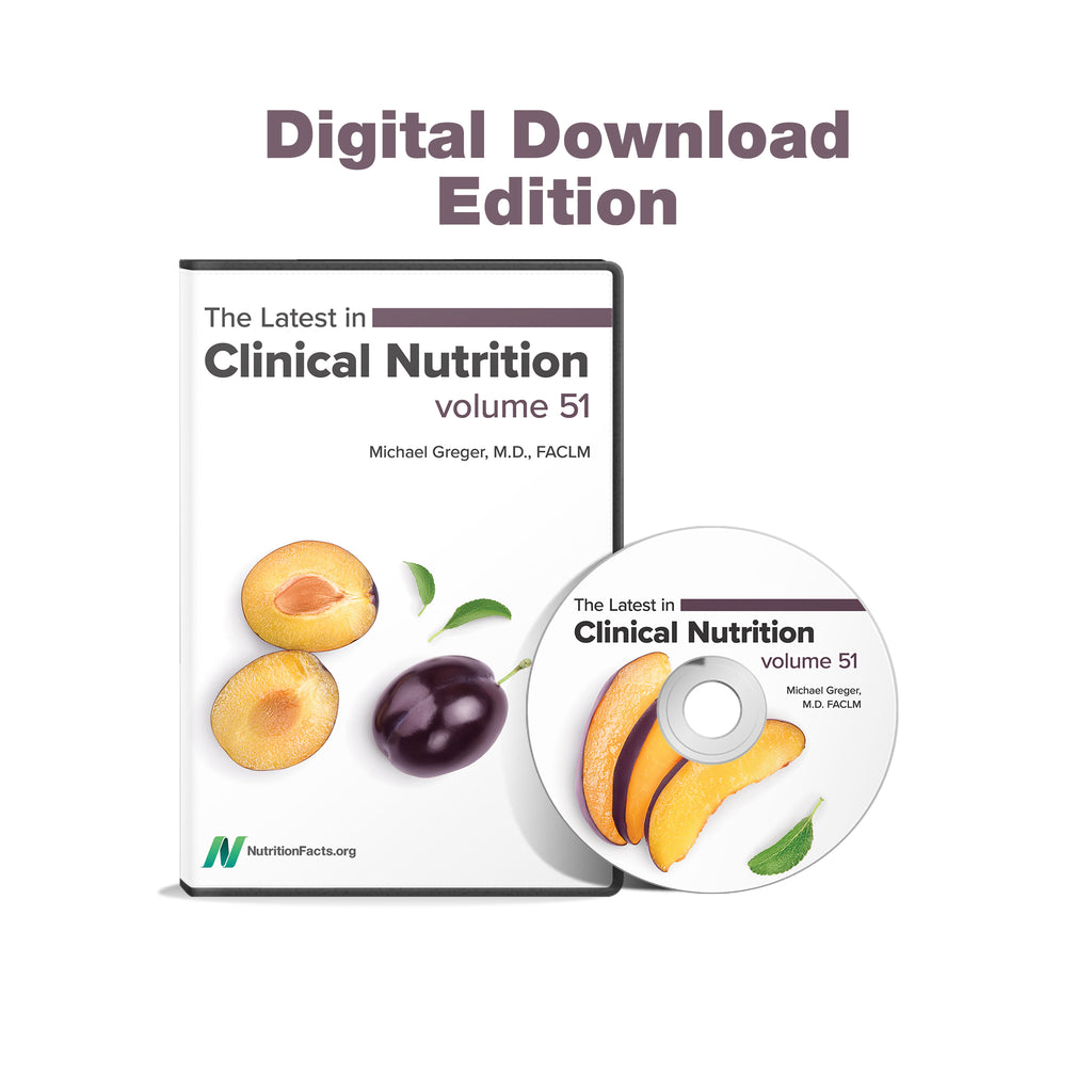 Latest in Clinical Nutrition - Volume 51 [Digital Download]
