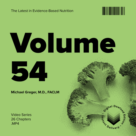 Latest in Clinical Nutrition - Volume 54 [Digital Download]