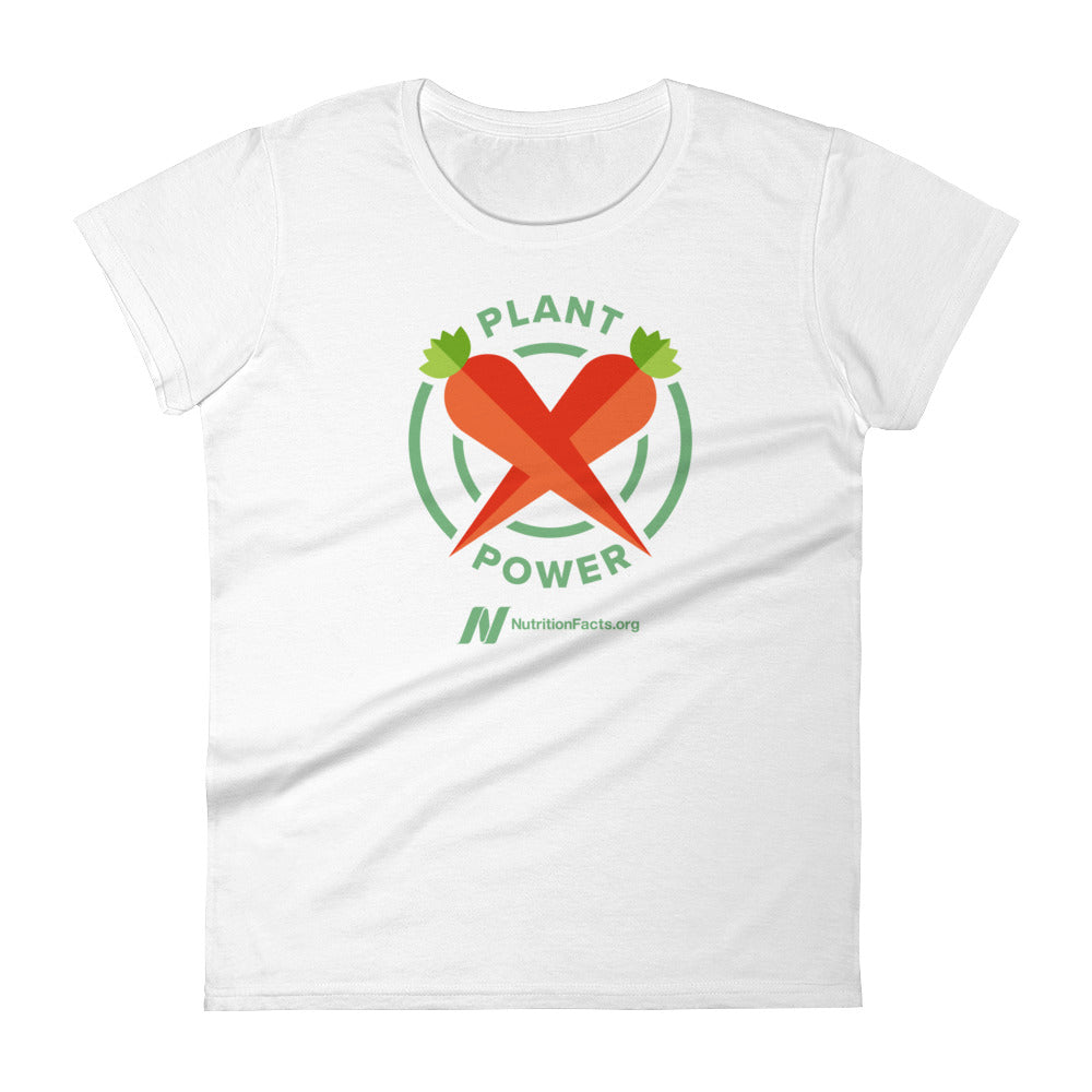 Women's Plant Power T-Shirt
