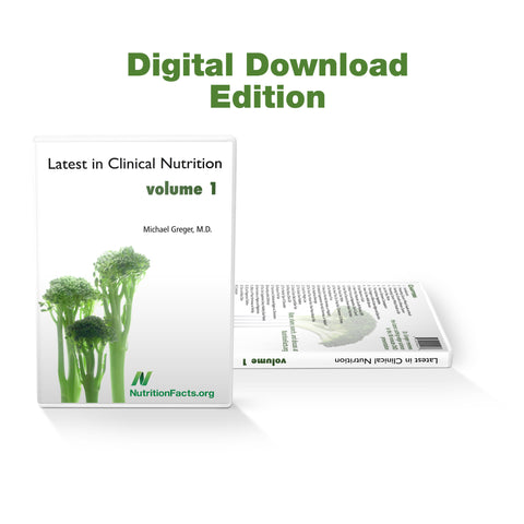 Latest in Clinical Nutrition - Volume 1 [Digital Download]