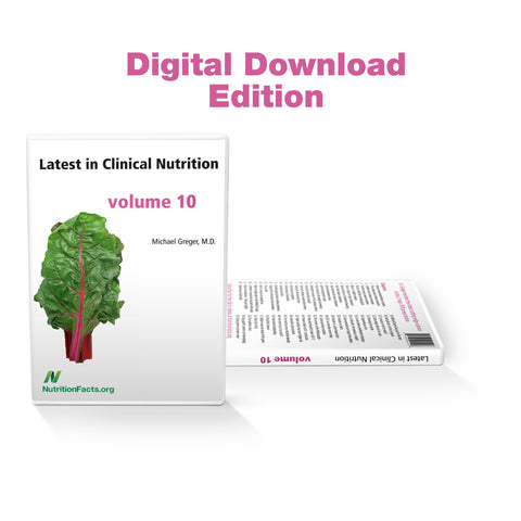 Latest in Clinical Nutrition - Volume 10 [Digital Download]